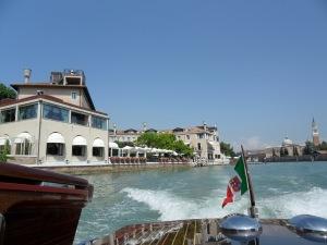Venice - Depart