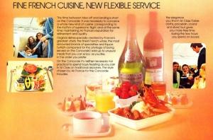 AF Concorde Dining