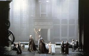 Bayreuth Chereau Rheingold