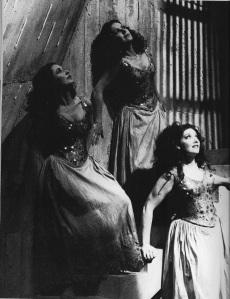 Bayreuth - Chereau Rhinemaidens