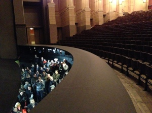 Bayreuth Orchestra Pit