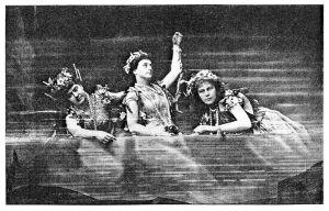 Bayreuth - Original Rheinmaidens