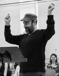 Burstein in Rehearsal