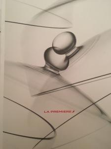 Paris - Menu Cover