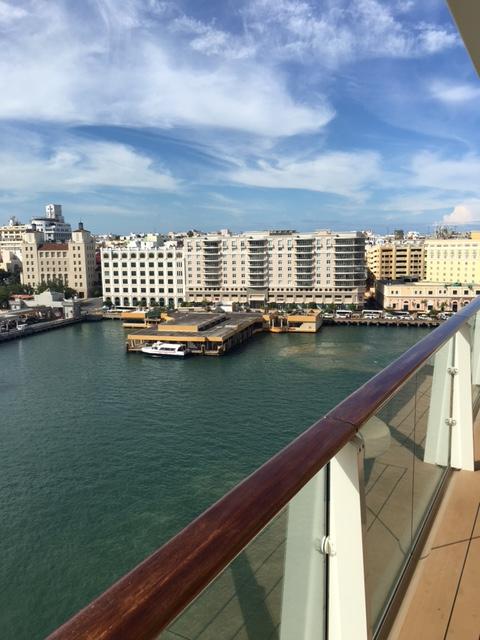 San Juan Docking