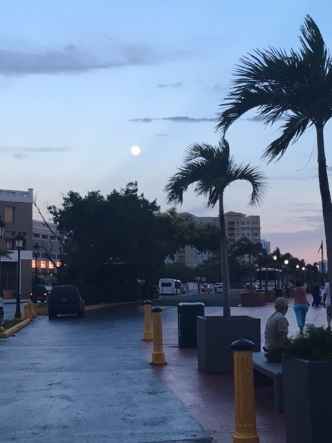 San Juan Moon