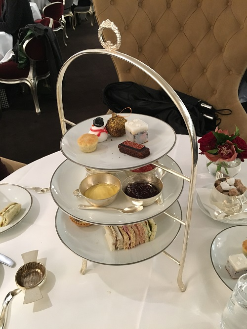 Day 2 - Harrods Tea Tray