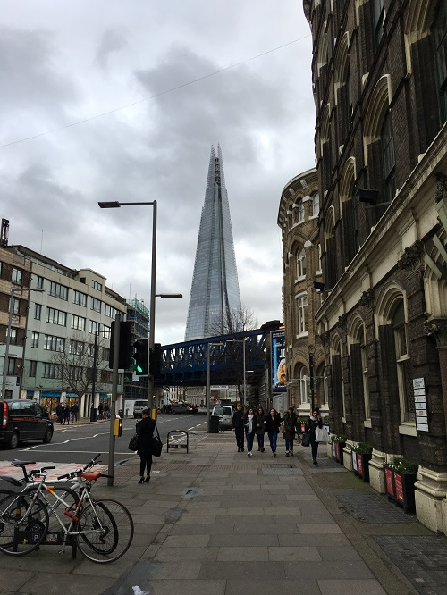 Day 2 - Shard from a Distance
