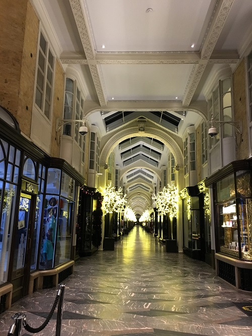 Day 3 - Burlington Arcade