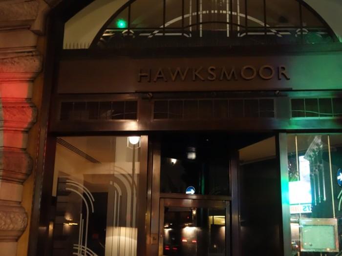 Day 3 - Hawksmoor Exterior
