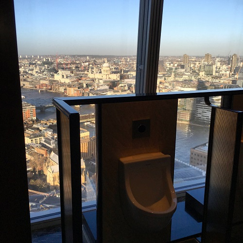 Day 4 - Bathroom with a View