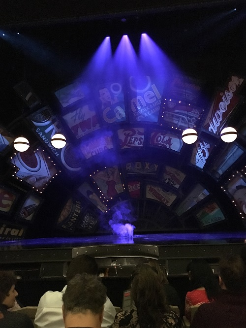 Day 4 - Savoy Show Curtain