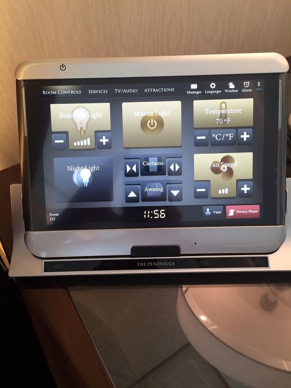 Peninsula - iPad