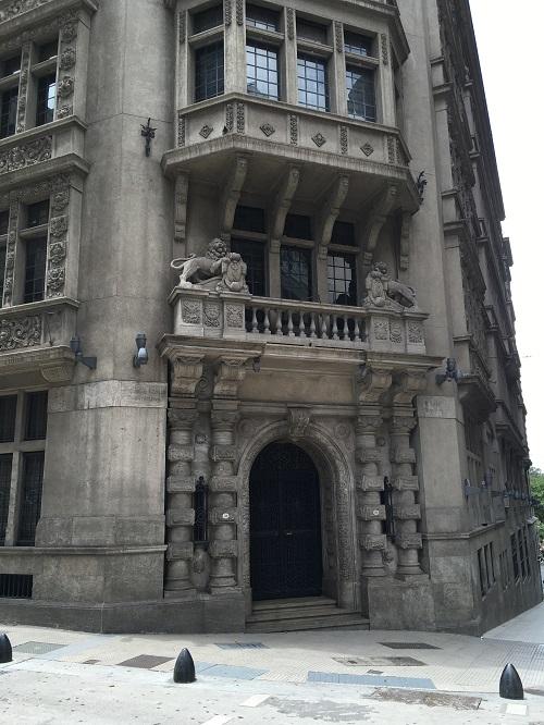Argentine Facade