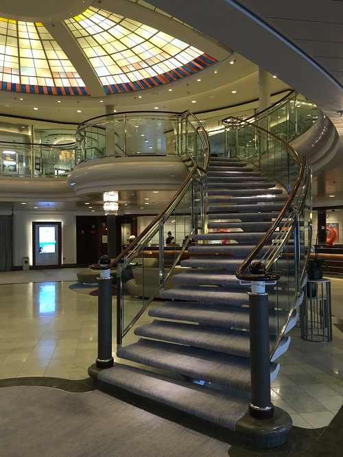 Crystal Cove Stairway
