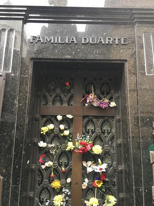 Familia Duarte