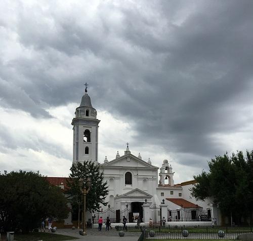 Iglesia Nuestra Senora del Pilar