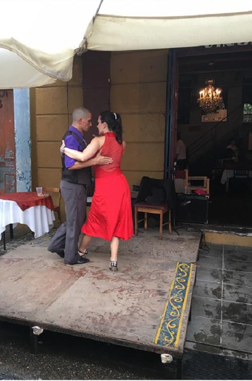 La Boca - Tango Demo