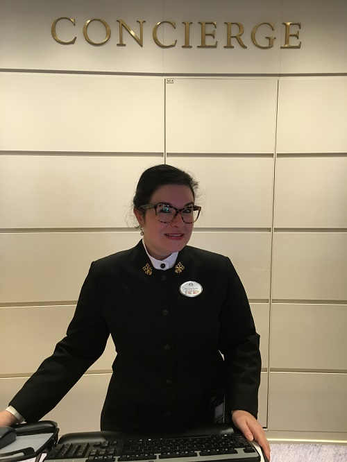 Natalia - Chief Concierge - Portugal