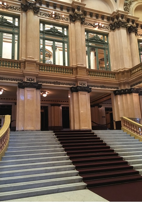 Teatro Foyer