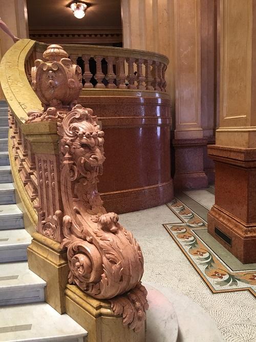 Teatro Stairway