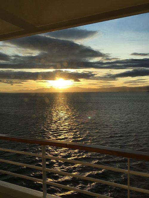 Ushuaia Sunrise - 01