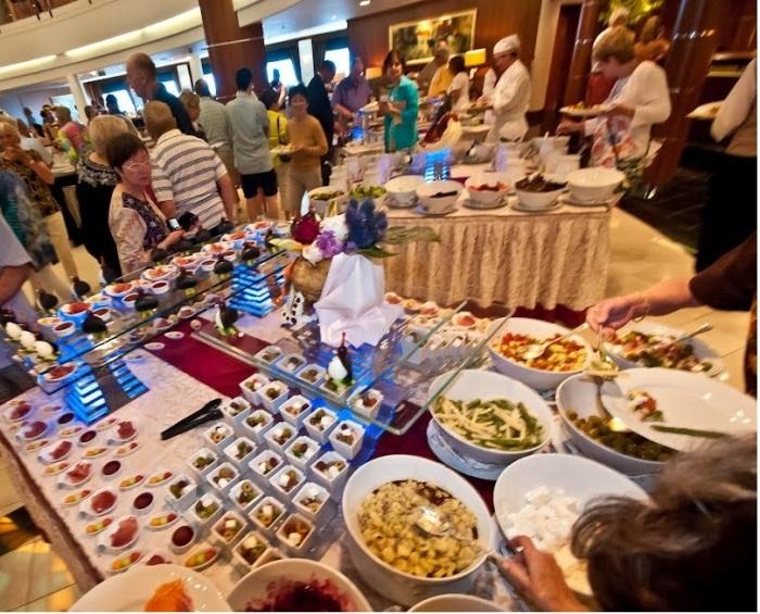 Gala Buffet - People