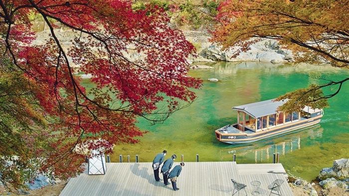 Hoshinoya - Arrival
