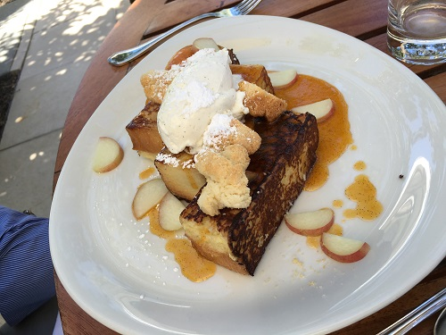 Hopper Creek French Toast