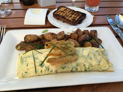 Hopper Creek Omelette