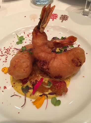 Four Seasons Crisp Shrimp - 2016-07-15