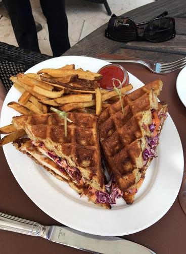 Glenmere - waffle