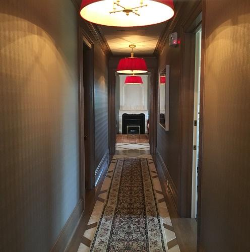 Manor Suite Hallway