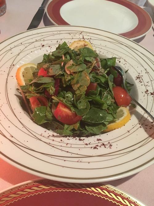 Al Nafoorah Chef Salad