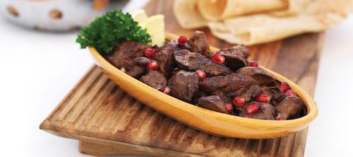 Al Nafoorah Chicken Livers