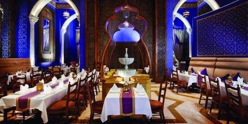 Al Nafoorah Dining Room