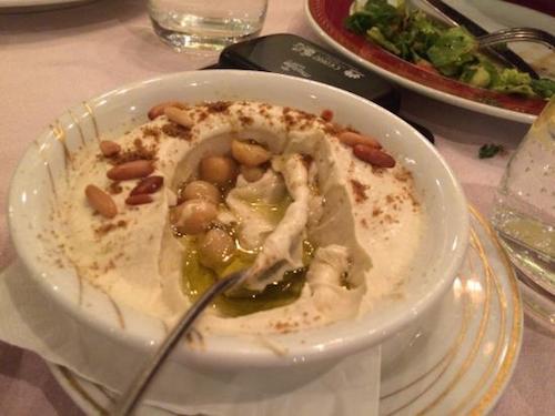 Al Naforrah Hummus