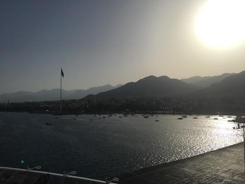 Aqaba - Arrival