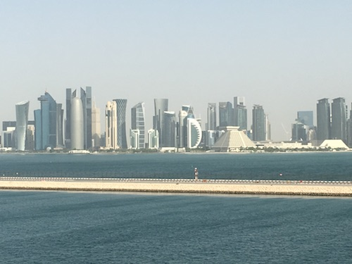 Doha Morning Pic