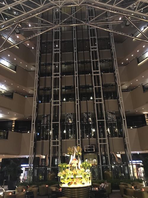 Emirates Lobby