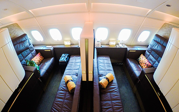 Etihad Apartment 3A and 4A