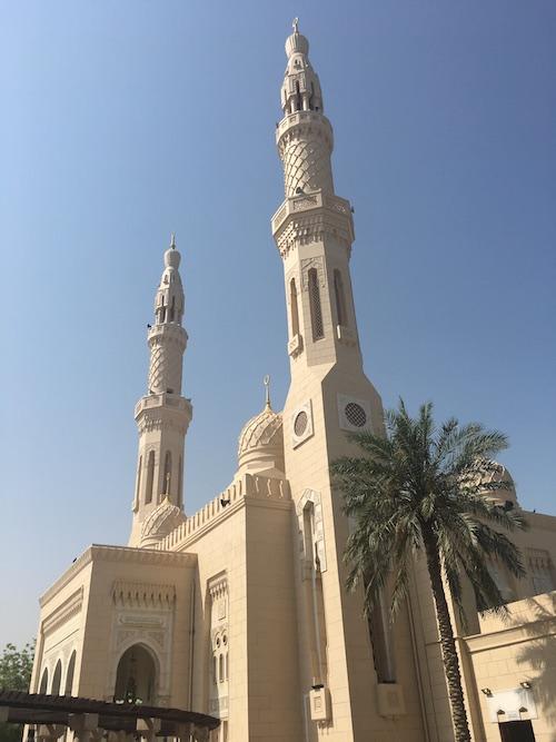 Jumeirah Mosque - 01