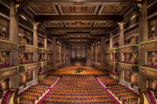 Muscat - Royal Opera House Interior