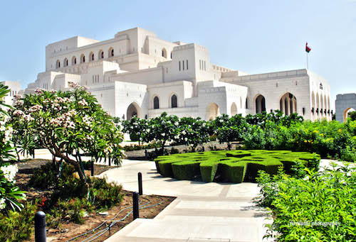 Muscat - Royal Opera House