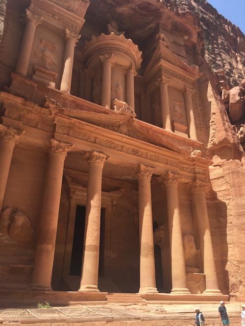 Petra - 02 - Treasury