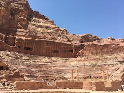 Petra - 08 - Amiptheater