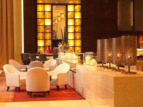 Raffles Dubai Saloon