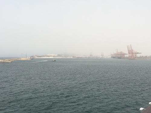 Salalah Harbor
