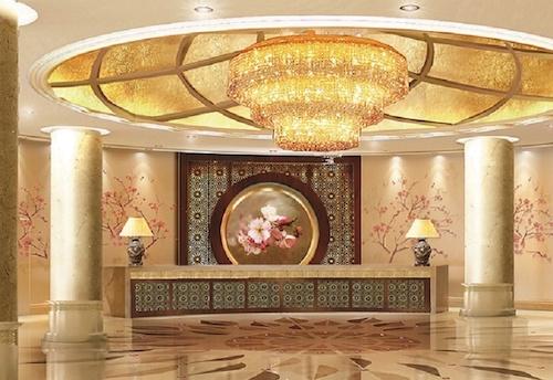 Shangri-La-Hotel-Doha-Lobby