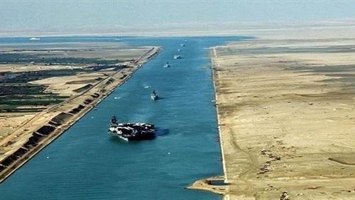 Suez Canal Modern